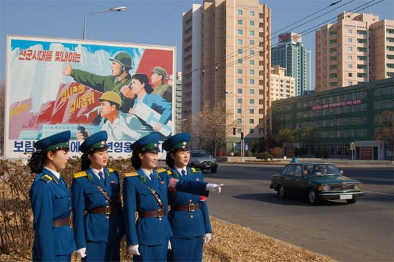 Meet The Traffic Girls - from a North Korean online magazine Hfb_2610